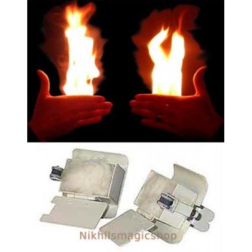 Fickle Fire (2 pieces)