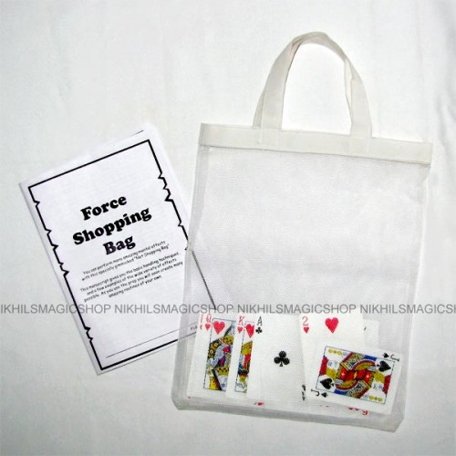 FORCE SHOPPING BAG