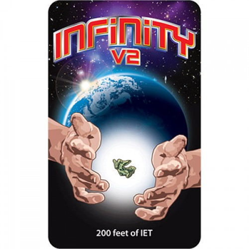 Infinity V2 (Invisible Elastic Thread 200 feet)