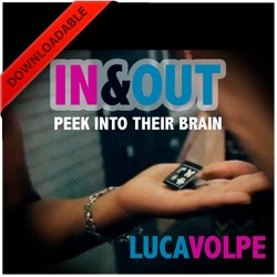 In and Out by Luca Volpe (VIDEO DOWNLOAD)