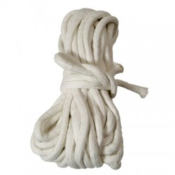 SOFT ROPES WHITE 10 METERS