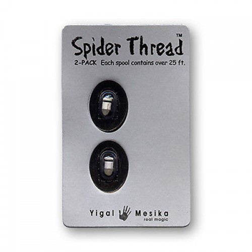 Spider Thread by Yigal Mesika (2 piece pack)