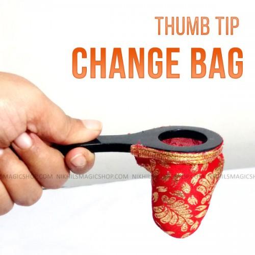 Thumb Tip Change Bag