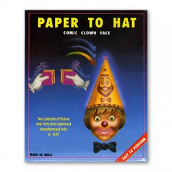 Paper to hat