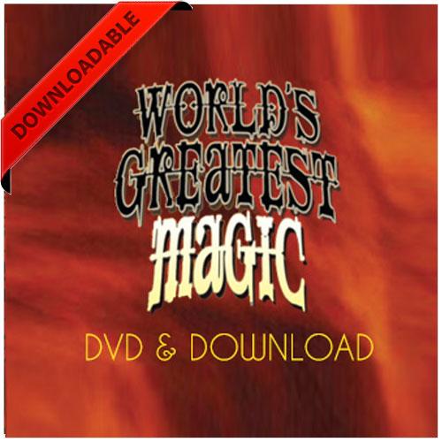 Metal Bending (World's Greatest Magic) VIDEO DOWNLOAD