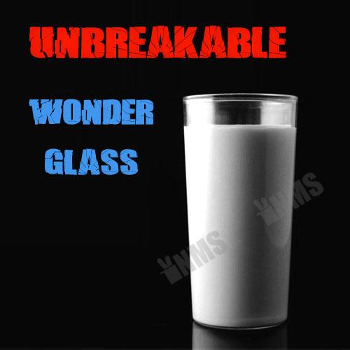 Wonder Glass Unbreakable