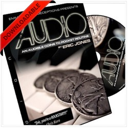 Audio Coins to Pocket by Eric Jones ( VIDEO DOWNLOAD )