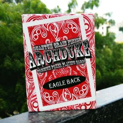 Archduke Eagle Back (RED)