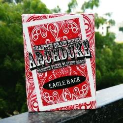 Archduke Eagle Back (RED)