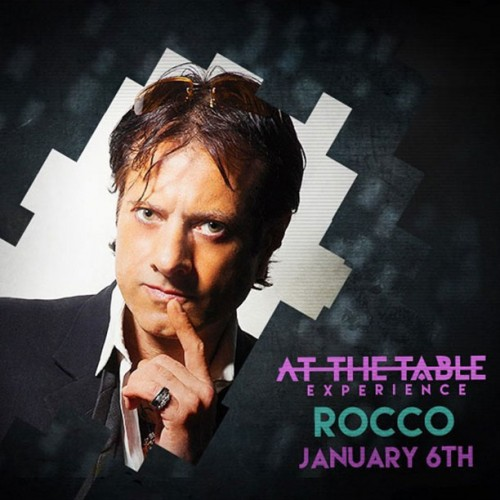 At the Table Live Lecture Rocco January 6th 2016 (VIDEO DOWNLOAD)