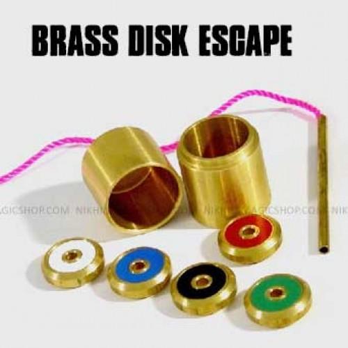 Brass Disk Escape
