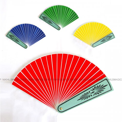 COLOR CHANGING FAN (Large)