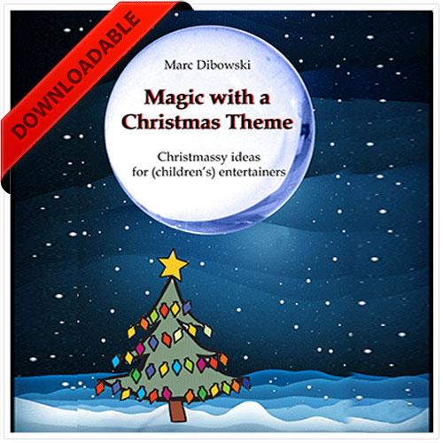 Christmas Magic by Marc Dibowski ( PDF DOWNLOAD )