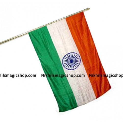 Flag Staff Production ( Indian Flag )