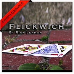 Flickwhich by Rian Lehman ( VIDEO DOWNLOAD )