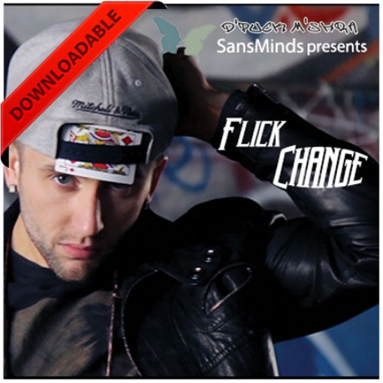 Flick Change by Deepak Mishra and SansMinds Magic (VIDEO DOWNLOAD)