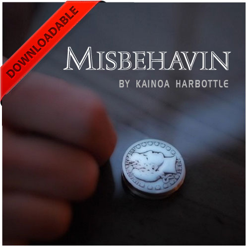 Misbehavin' by Kainoa Harbottle & Lost Art Magic (video download)