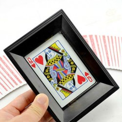 Magic Card Frame (Sand Frame)