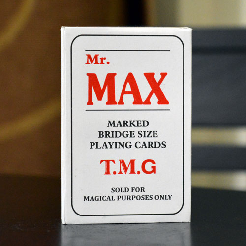 Max Mark Deck