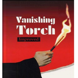 Auto-Lit Vanishing Torch