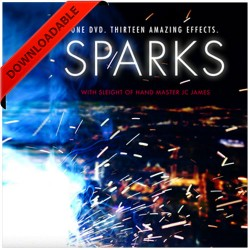 Sparks by JC James (VIDEO DOWNLOAD)