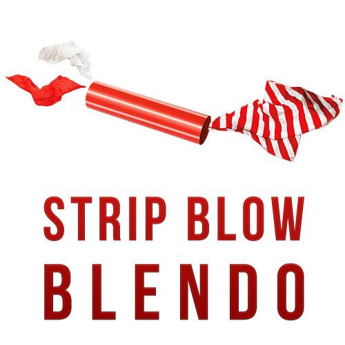 Stripes Blow Blendo