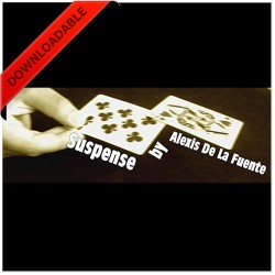Suspense by Alexis De La Fuente (VIDEO DOWNLOAD)