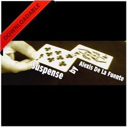 Suspense by Alexis De La Fuente (VIDEO DOWNLOAD)