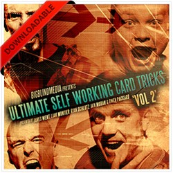 Ultimate Self Working Card Tricks Volume 2 (VIDEO DOWNLOAD)
