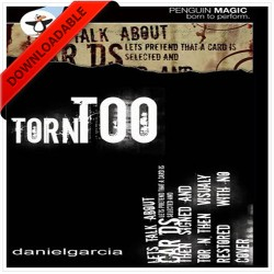 Torn Too by Daniel Garcia (VIDEO DOWNLOAD)