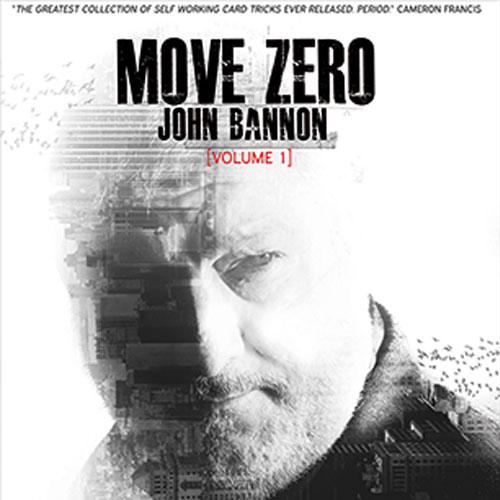 Move Zero (Vol 1) by John Bannon and Big Blind Media