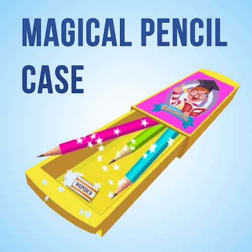 essay on a magic pencil Erasers for chalkboards are made, with a block of plastic or wood, much larger than an eraser for pen or pencil, with a layer of felt on one side.