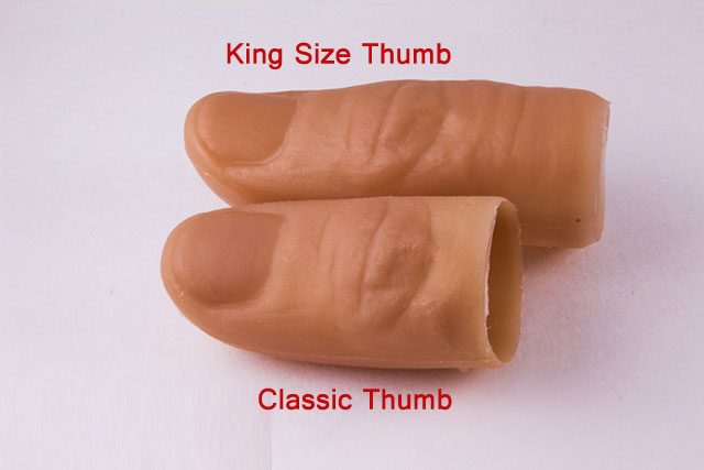 Magie Thumb Tip Extra Large Vernet