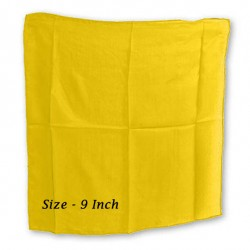 Silk 9 Inch Pure - Yellow