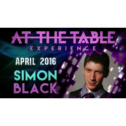 At the Table Live Lecture Simon Black April 20th 2016 (VIDEO DOWNLOAD)