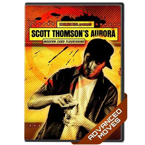 Aurora - Modern Card Flourishing by Scott Thomson (DVD)