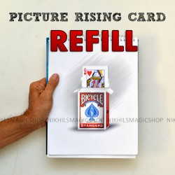 Refill For Picture Rising Card