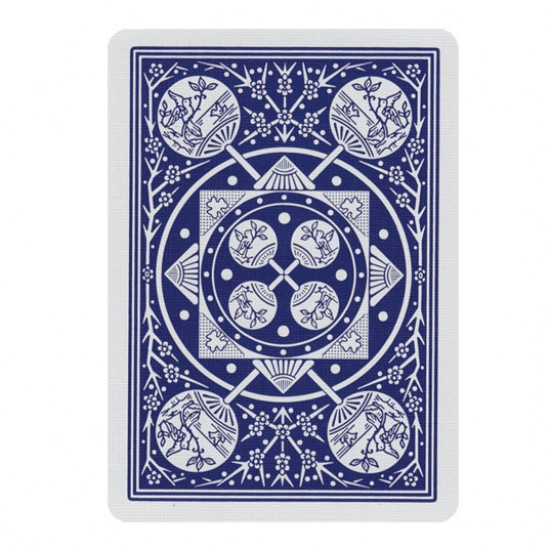 Tally Ho Fan Back - Blue