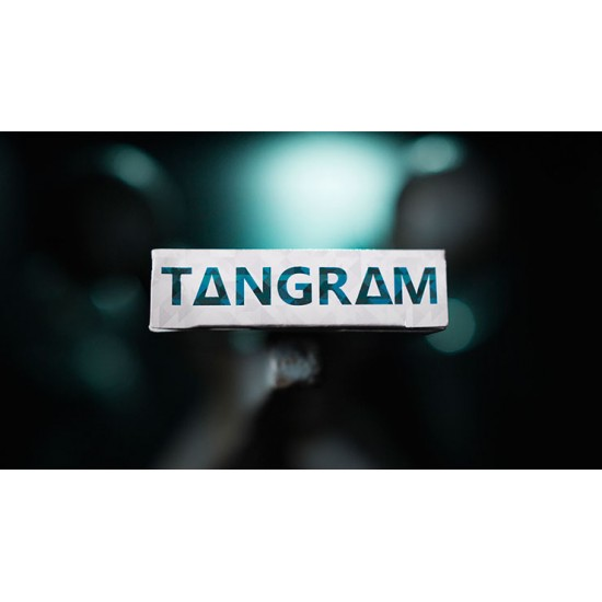 Tangram Playing Cards