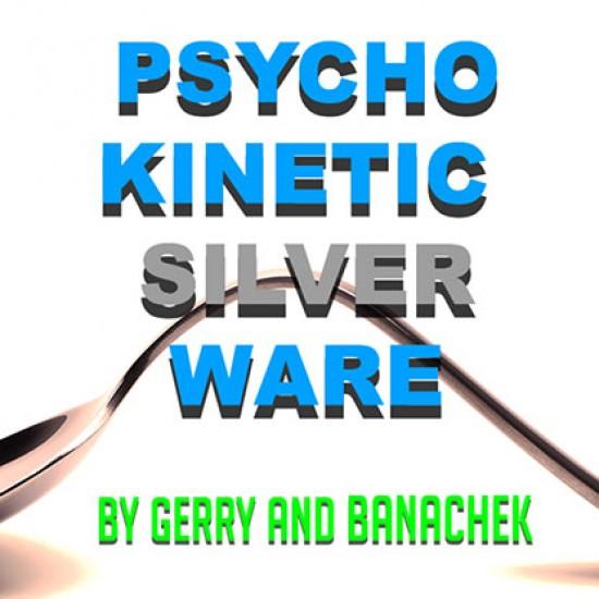 The Vault - Psychokinetic Silverware by Gerry and Banachek (VIDEO DOWNLOAD)