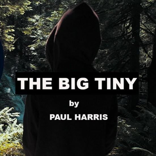 The Vault - The Big Tiny by Paul Harris (VIDEO DOWNLOAD)