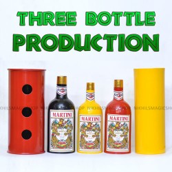Three Bottle Production