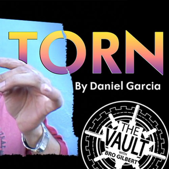 The Vault - Torn by Daniel Garcia (VIDEO DOWNLOAD)