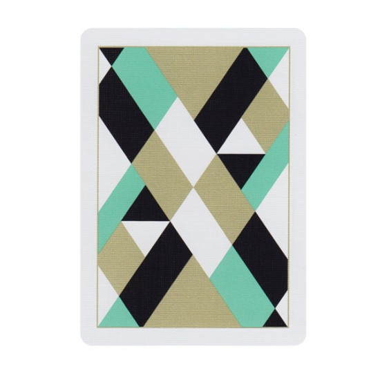 Casual V2 Playing Cards by Paul Robaia
