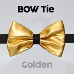 Magicians Bow Tie - Gold