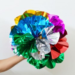 Spring Flower Jumbo (Mylar) - Multicolor