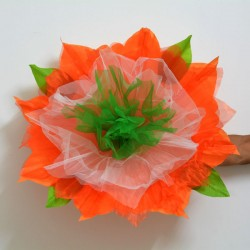 Peony Production 12 inch Large (Flag Color)