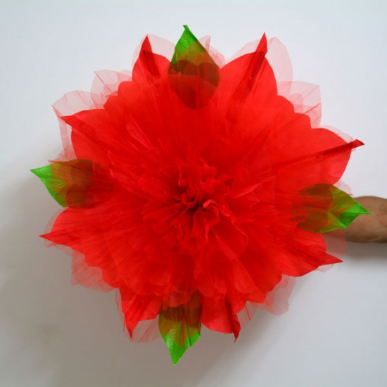 Peony Production 12 inch Large (Red)