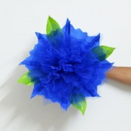 Peony Production  7 inch Small (Blue)