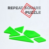 Repeat Square Puzzle